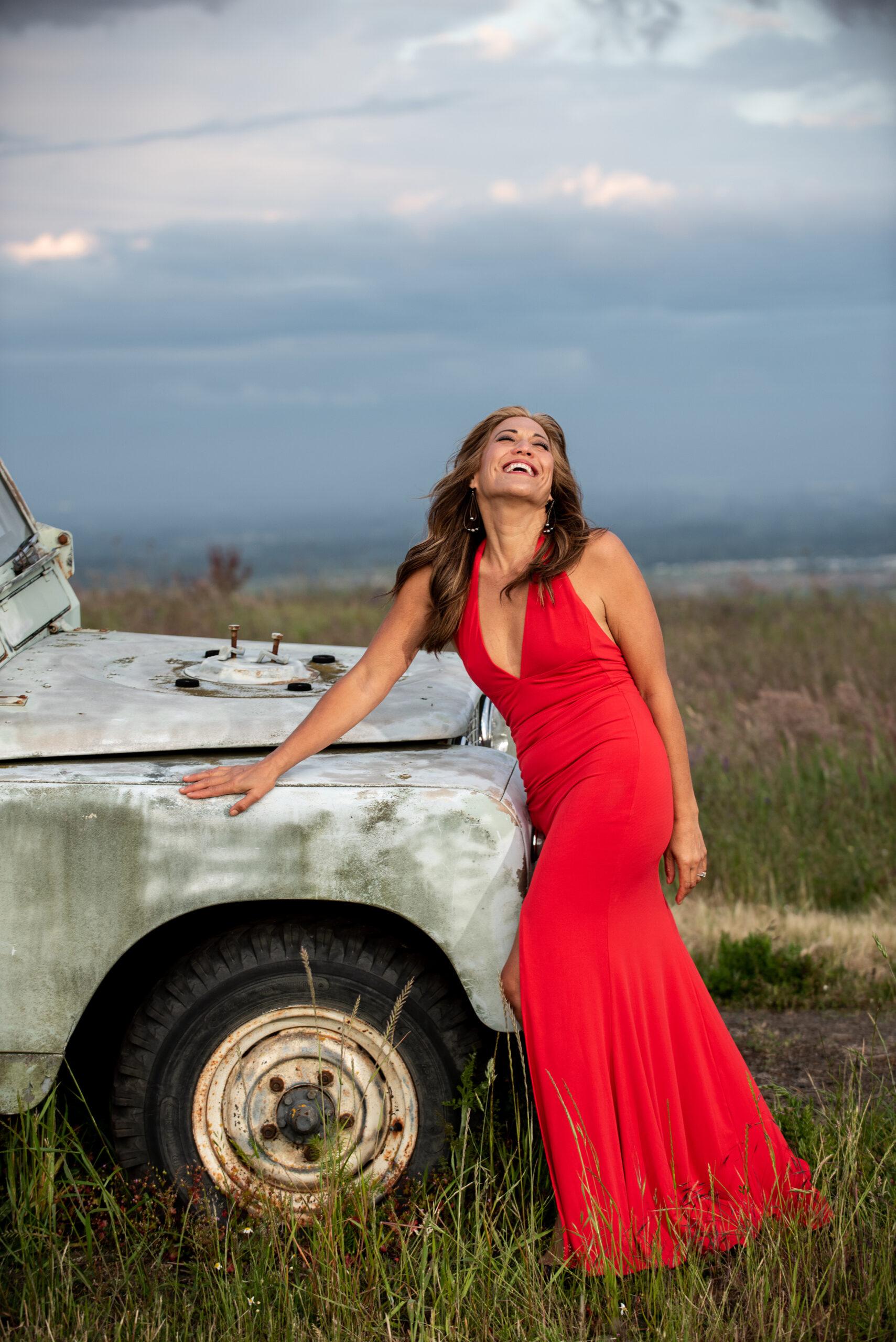 Jazz Singer Billie Eidson